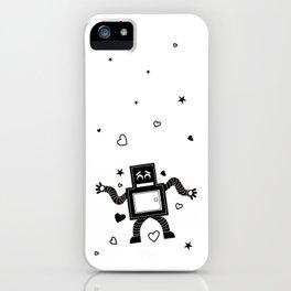 Rant Robot iPhone Case