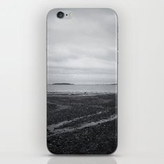 The World On Your Shoulders iPhone & iPod Skin