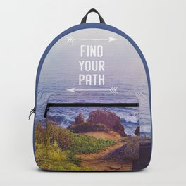 Find Your Path Backpack