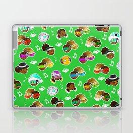Lil Lúcio Patten Laptop & iPad Skin