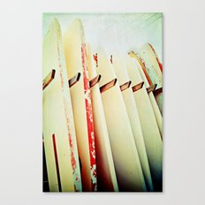 Surf Wax America Canvas Print