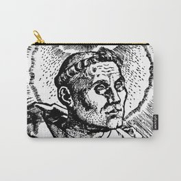 Portrait of Martin Luther Carry-All Pouch