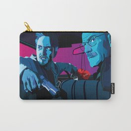 Walt and Jesse  Carry-All Pouch