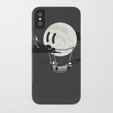 You Should See The Moon In Flight iPhone X Slim Case