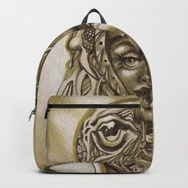 Lady Cthulhu Backpack