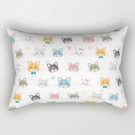 Cat passion Rectangular Pillow