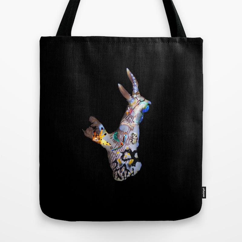 Nudi God Tote Bag by Scubaprincess TBG7968052