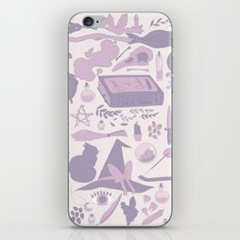Soft Witch iPhone Skin