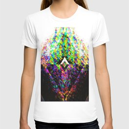 Split Chaotic T-shirt
