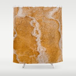 Canary Spring Runoff Shower Curtain