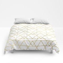 Modern Gold Comforters
