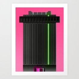 CENTROLIGHT Art Print