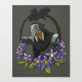 The Antivan Nightshade Canvas Print
