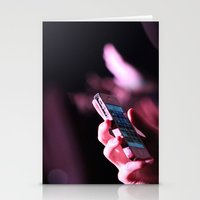 concert Stationery Cards featuring Concert by abbieroad