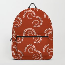 Bookworm Bitch Backpack