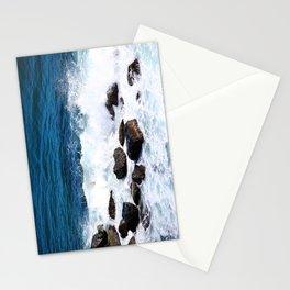 """""""feeling the splash of paradise"""" Stationery Cards"""
