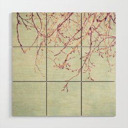 Chinese Spring Wood Wall Art