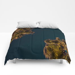 TROPICAL PALM Comforters