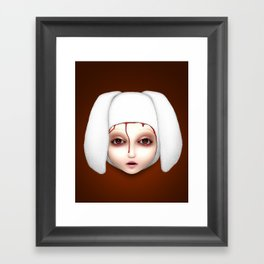 Misfit - Alicia Framed Art Print