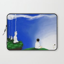 The Visitors Laptop Sleeve