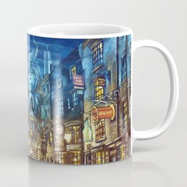 Diagon Alley Coffee Mug
