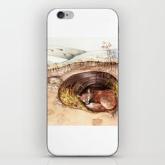 Fox's Den iPhone & iPod Skin