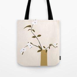 Flowers in the Vase Tote Bag