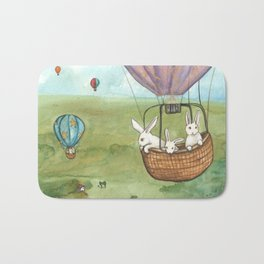Balloon Day Bath Mat