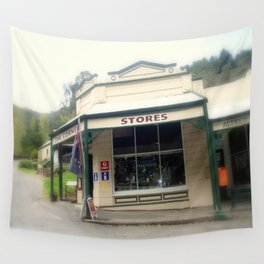 Walhalla - The Corner Stores Wall Tapestry