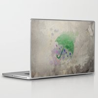 umbrella Laptop & iPad Skins featuring Umbrella by Badamg