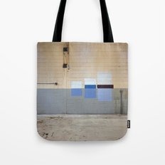 Wall Swatches Tote Bag