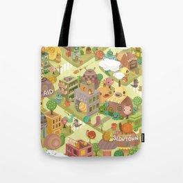 Slowtown Tote Bag