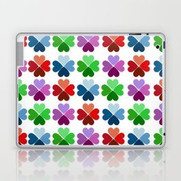 Clover Laptop & iPad Skin