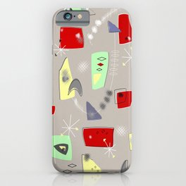 Chaos in Motion iPhone Case