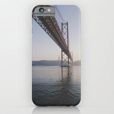 25 de Abril bridge. Lisbon, Portugal. iPhone 6s Slim Case