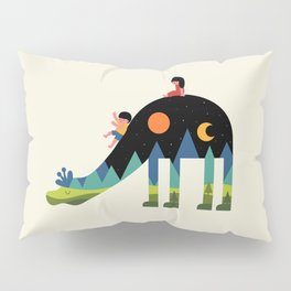 Up And Down Pillow Sham