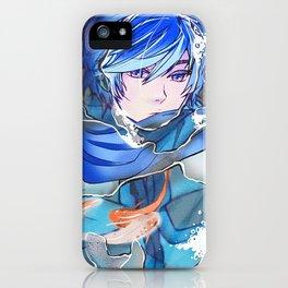 Kaito X Goldfish iPhone Case