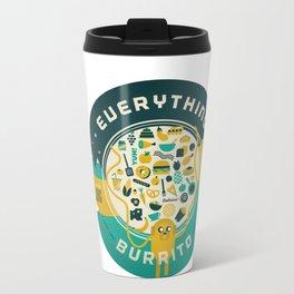 Everything burrito! Travel Mug