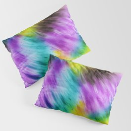 Rainbow furs Pillow Sham