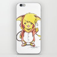projectrocket iPhone & iPod Skins featuring Spark of Brilliance by Randy C