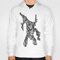 doodle Hoodies featuring Doodle by Jessica Stevens