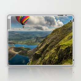 Snowdon Hot Air Balloon Laptop & iPad Skin