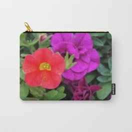 Calibrachoa Flowers Carry-All Pouch
