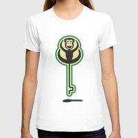 monkey T-shirts featuring monKEY by creaziz
