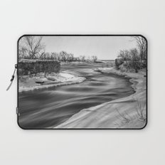 Down to the river Laptop Sleeve