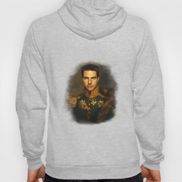 Tom Cruise - replaceface Hoody