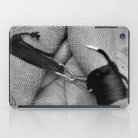 bondage iPad Cases featuring Vintage Bondage by davehare
