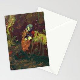 Childhood favorite - Chameleon Twist Stationery Cards
