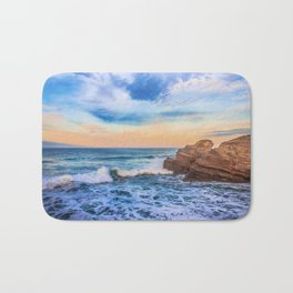 Bay of Biscay Bath Mat