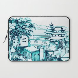 Samcheong dong  Laptop Sleeve
